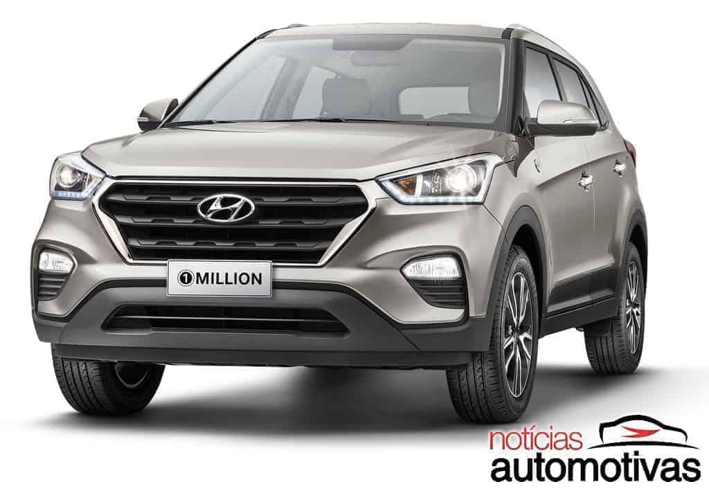 Hyundai Creta 2019: preço, consumo, versões, detalhes
