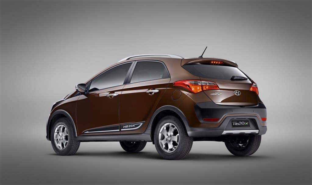 Hyundai HB20X: detalhes, versões, equipamentos, consumo, desempenho