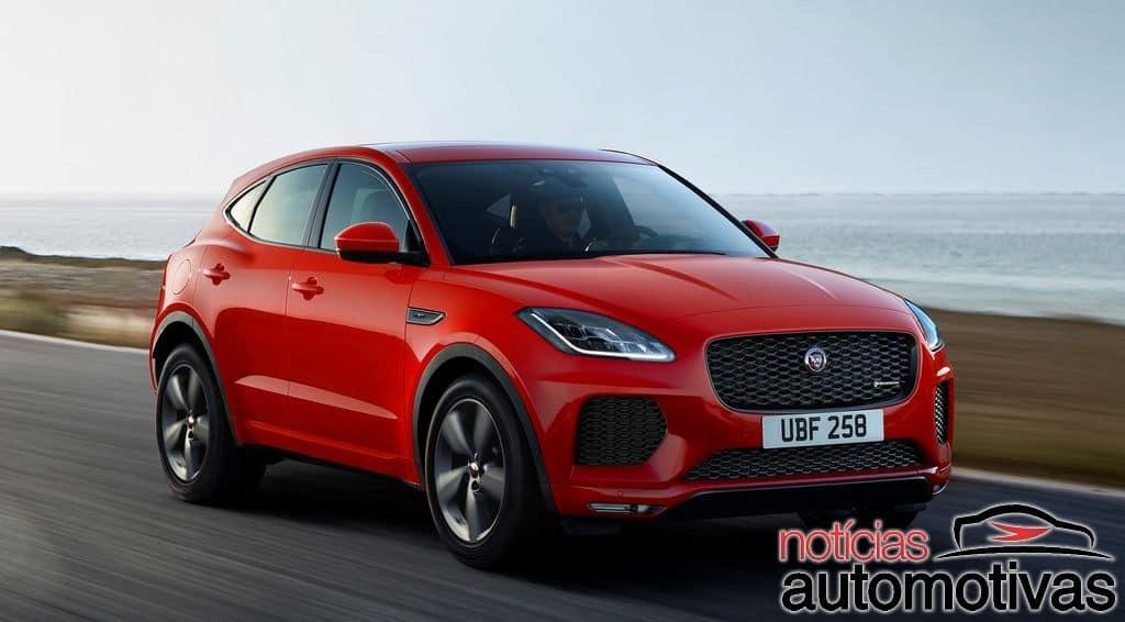 Jaguar E-Pace: versões, preço, motor, equipamentos, detalhes