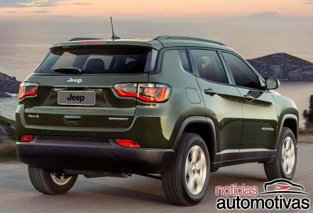 Jeep Compass Sport: motor, consumo, preço, equipamentos, detalhes
