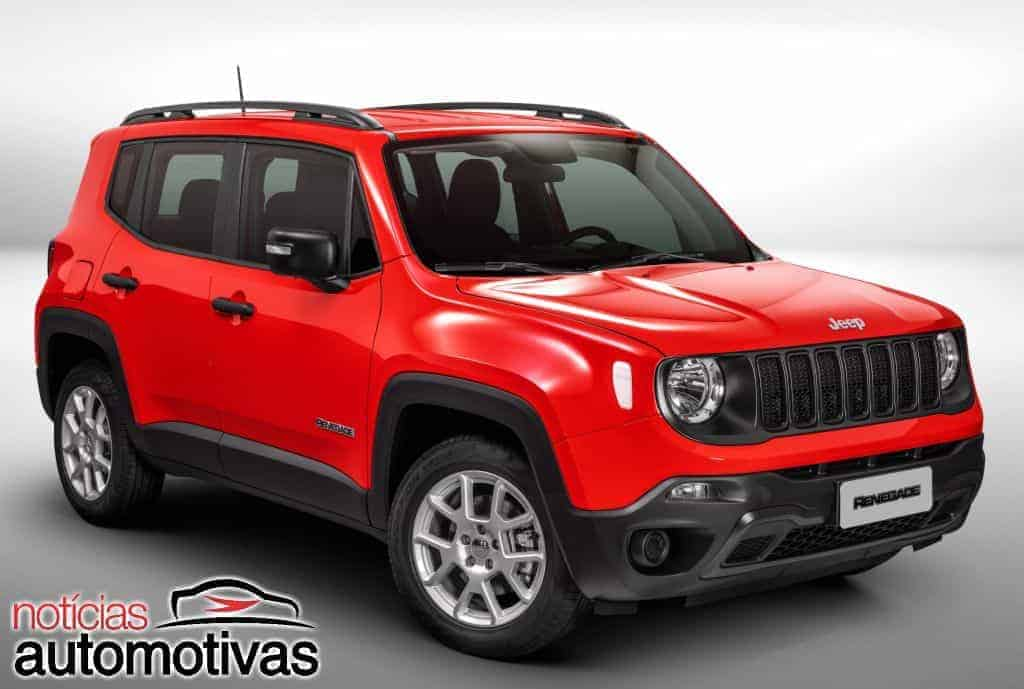 Renegade Sport Tudo Sobre A Versao Mais Vendida Do Jeep