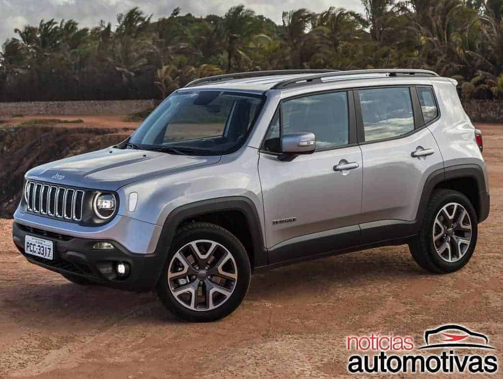 Jeep Renegade Longitude Tudo Sobre A Versao Intermediaria Do Suv