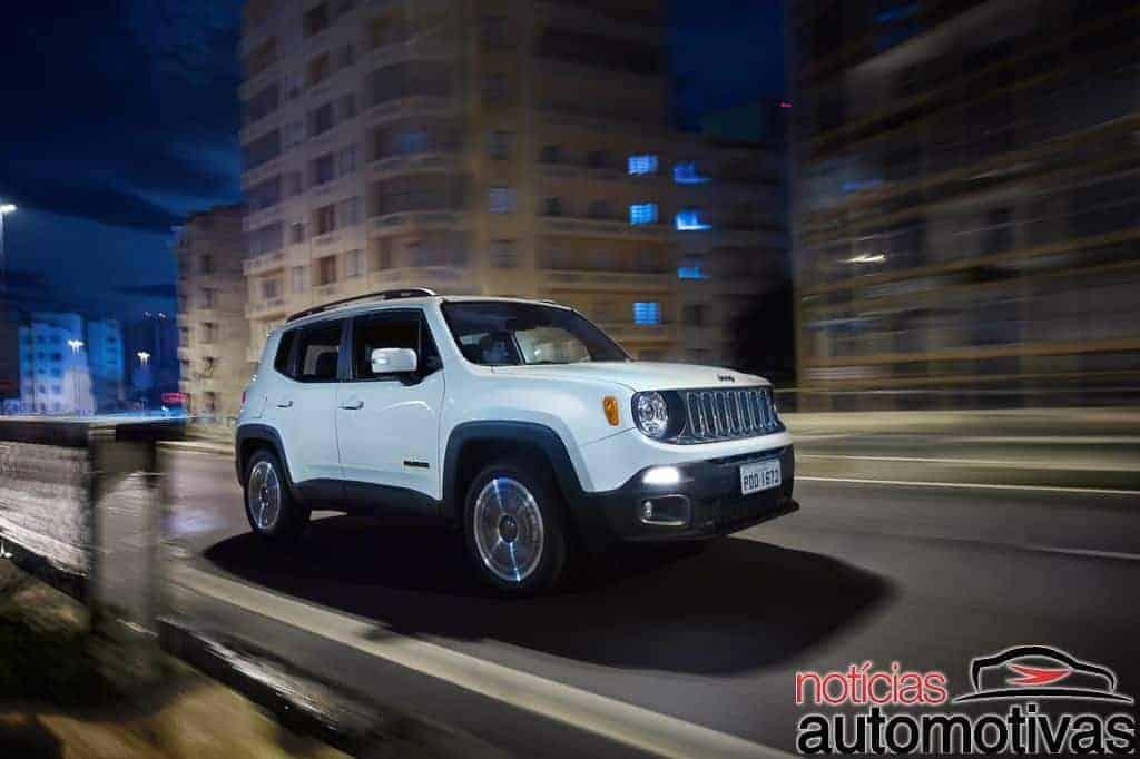 Jeep Renegade Longitude 2.0 Turbodiesel enfrenta bem o que vier pela frente
