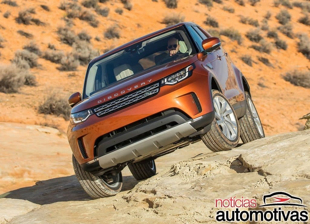Land Rover Discovery 2019: fotos, consumo, motor, preço