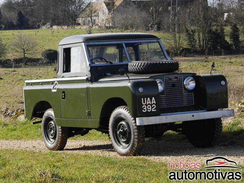 Land Rover Defender: história, detalhes (e todas as gerações)