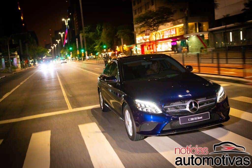 Mercedes C180 2020: preço, motor, versões, equipamentos (e detalhes)