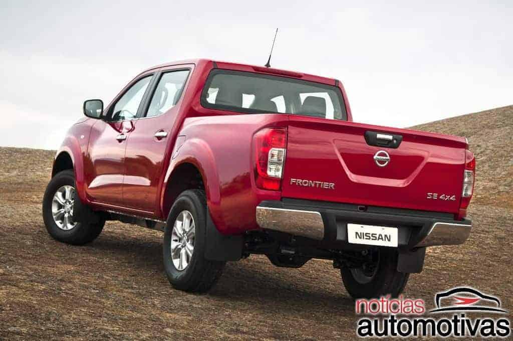 Nissan Frontier 2019: preço, consumo, revisão, motor, detalhes