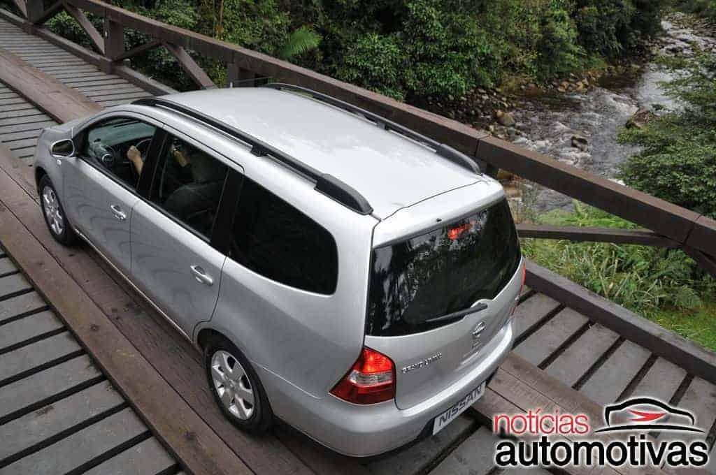 Nissan Grand Livina: versões, motor, equipamentos (e detalhes)