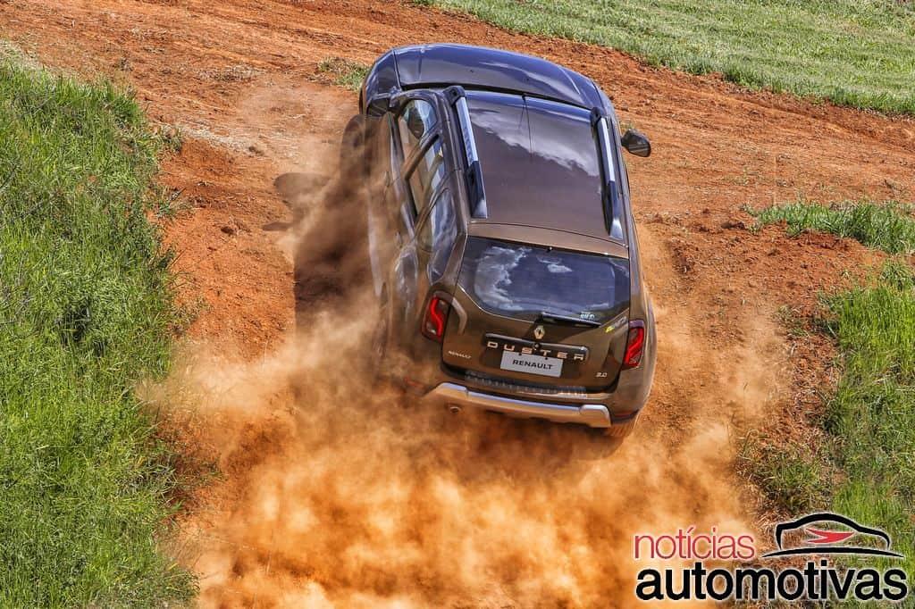 Duster 2018: versões, motor, consumo, revisão, detalhes, fotos