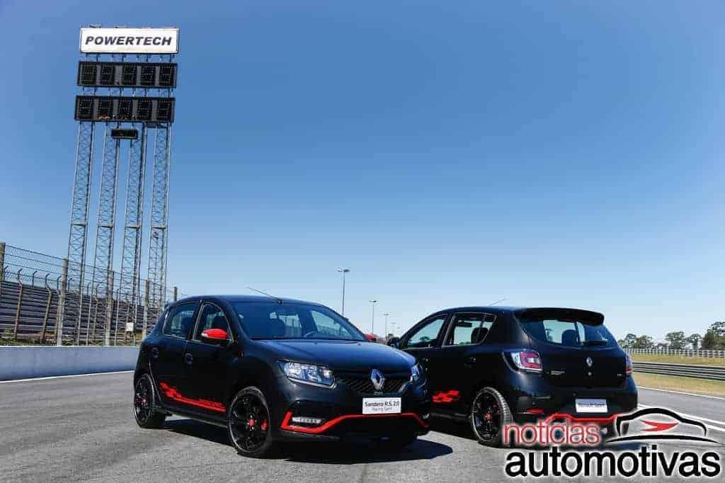 Sandero RS: preços, consumo, desempenho (detalhes do motor)