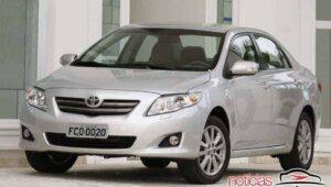 Corolla 2010: manutenção, preços, motores, consumo, versões