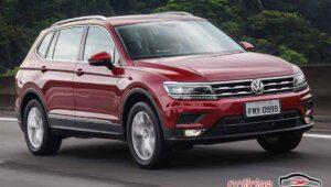 Tiguan 2019: detalhes, versões, preços, consumo, motor, ficha técnica