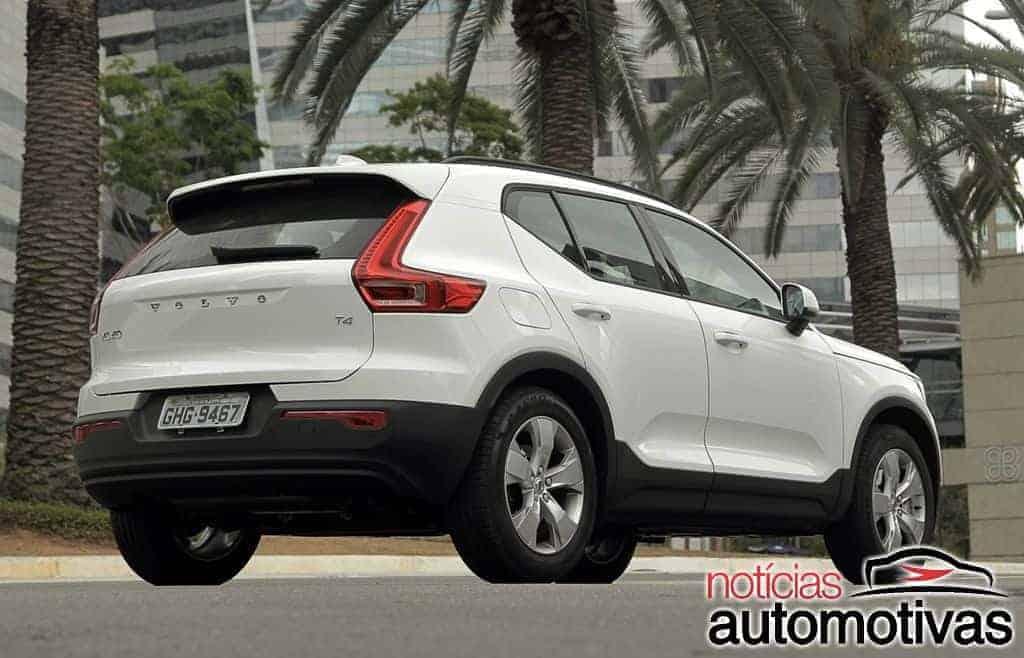 Volvo XC40 2020: preço, versões, consumo, equipamentos (e fotos)