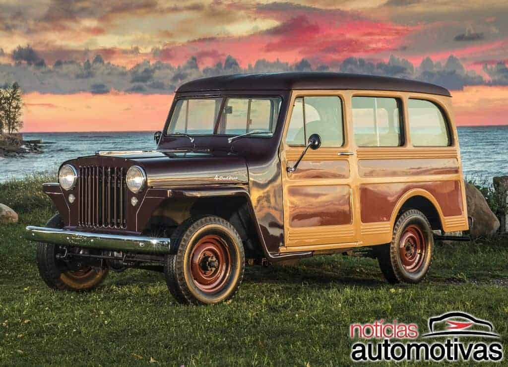 Rural Willys Historia Anos Versoes Motores E Detalhes
