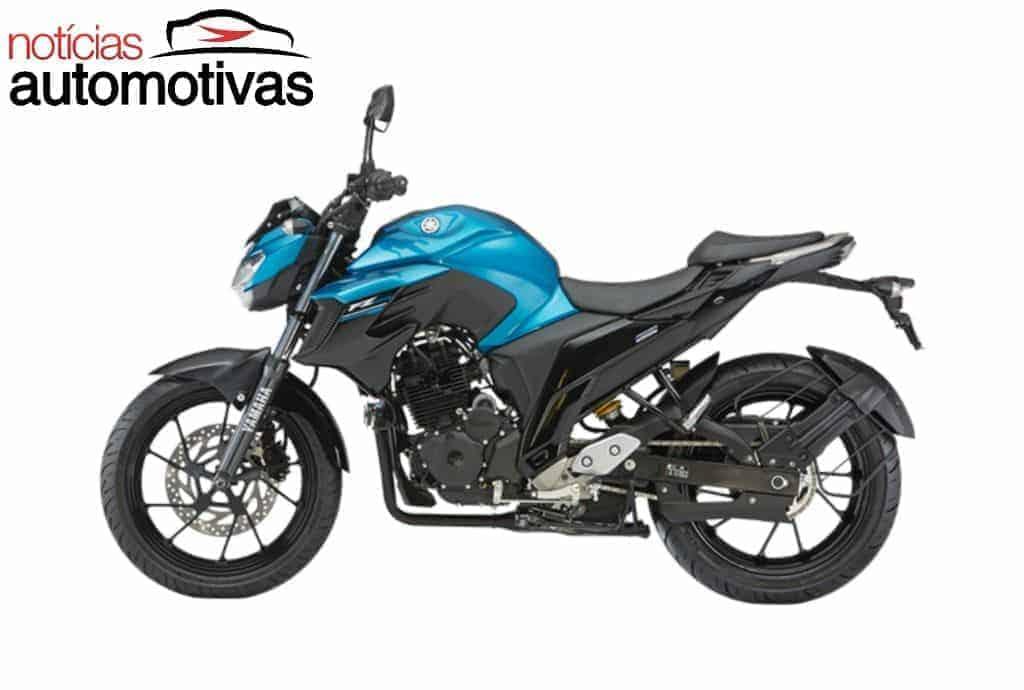 Yamaha FZ25 é apresentada na Índia e antecipa o futuro da Fazer 250