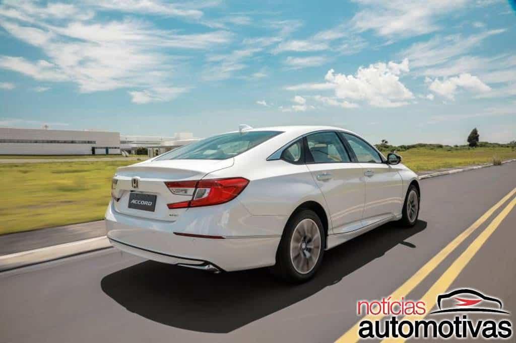 Honda Accord e:HEV chega ao mercado a partir de R$ 299.900
