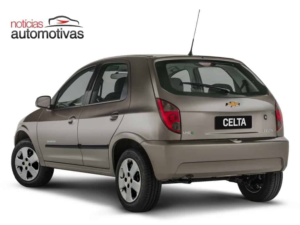 Chevrolet Celta - Defeitos e problemas