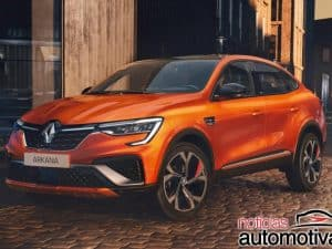 Longe do Brasil, Renault Arkana Coupé chegará ao mercado europeu