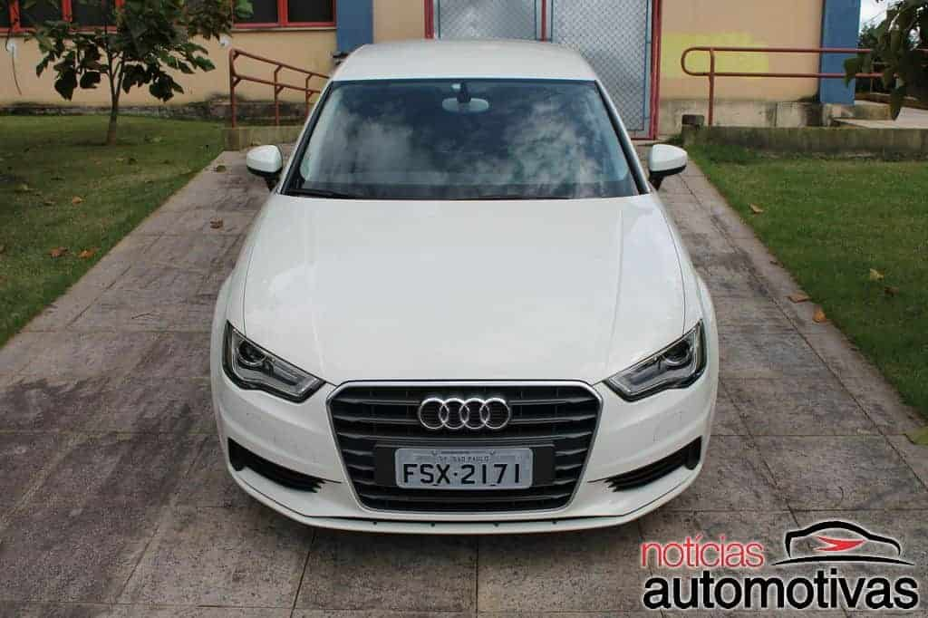 Audi A3 Sedan 1.4 Attraction: vantagens e desvantagens