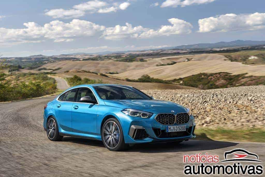 BMW Série 1 e Série 2 chegam com novidades ao mercado brasileiro