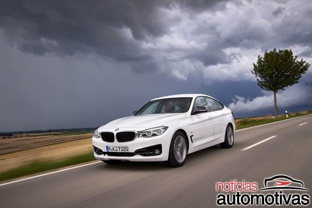 BMW Série 3 GT não deve passar dessa geração, segundo rumores