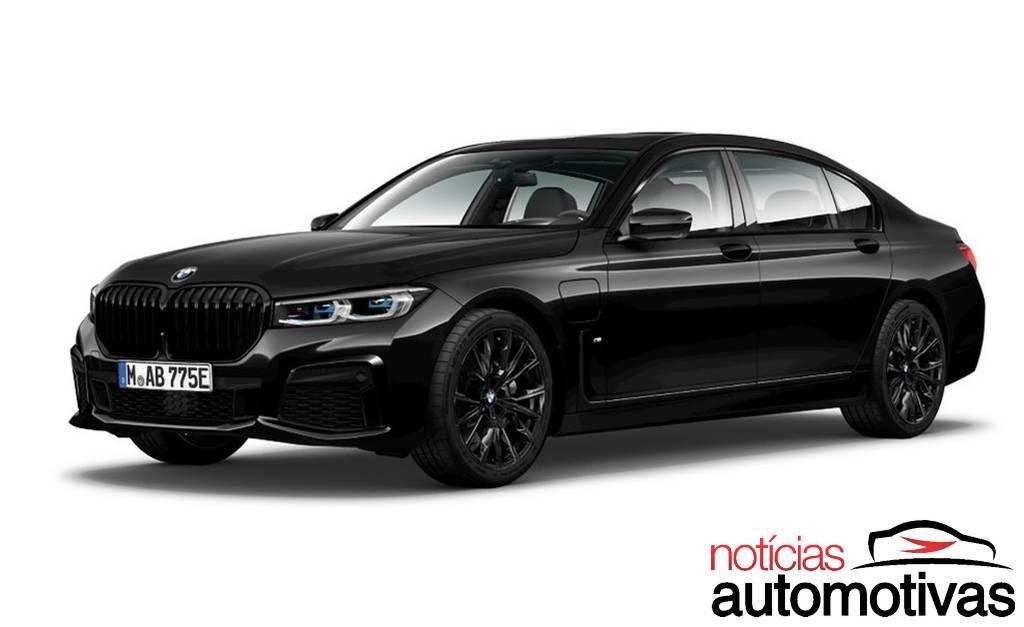BMW 745Le, M135i e M235i Grand Coupé ganham edição Dark Edition