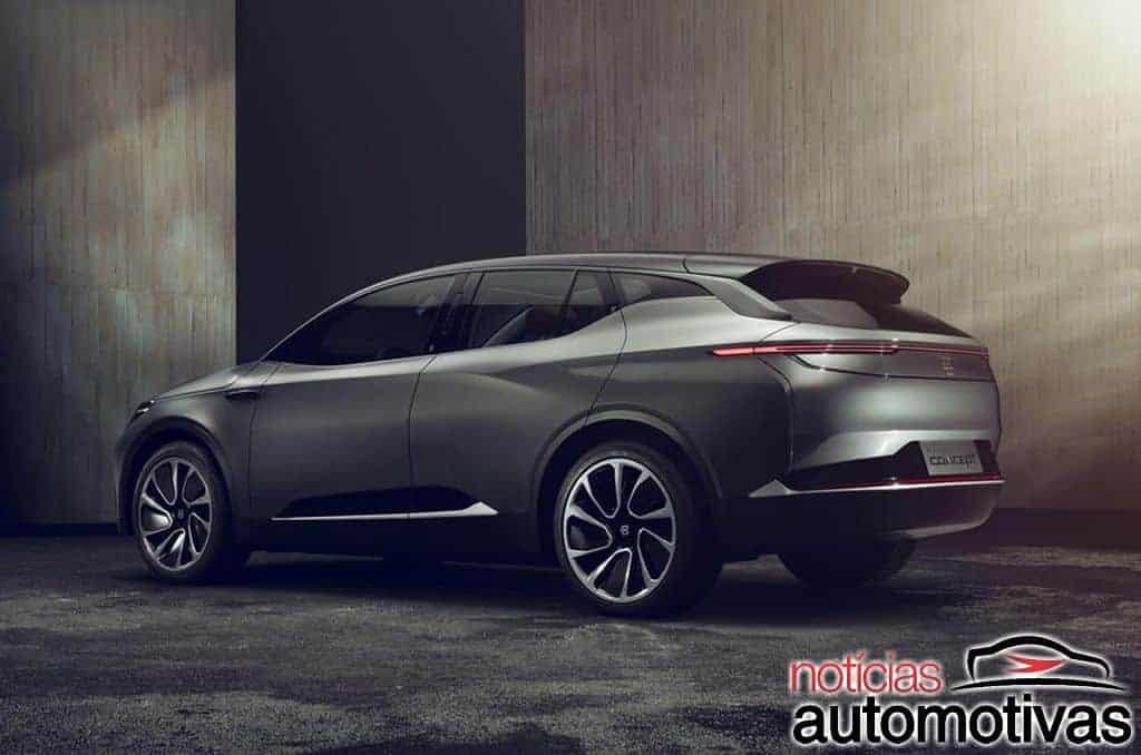 Byton: startup chinesa apresenta SUV elétrico e autônomo na CES 2018