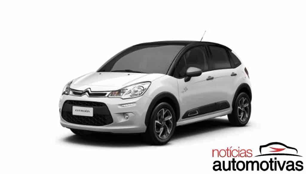 Citroën C3 tem gama de versões reduzida e mudanças nos preços