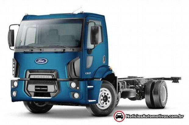 cargo 2012 1 Ford aposta em Novo Cargo para brigar com VW Constellation