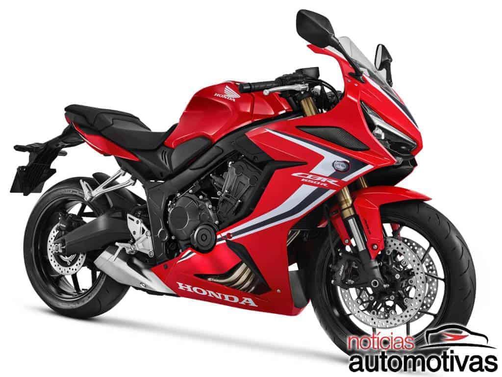Honda CB 650R NSC e CBR 650R 2020 partem de R$ 37.900 em pré-venda