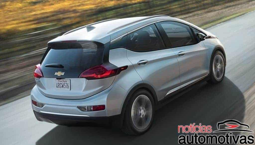 Chevrolet Bolt Gm Confirma Que Trar 225 Carro El 233 Trico Ao