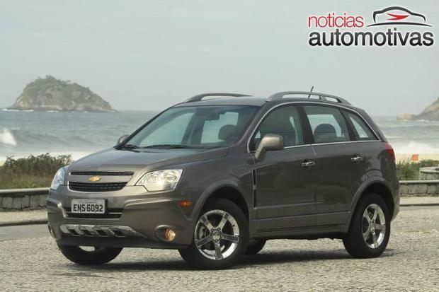 chevrolet captiva v6 2011 auto press 1 Brasil quer cotas flexíveis para importação do México