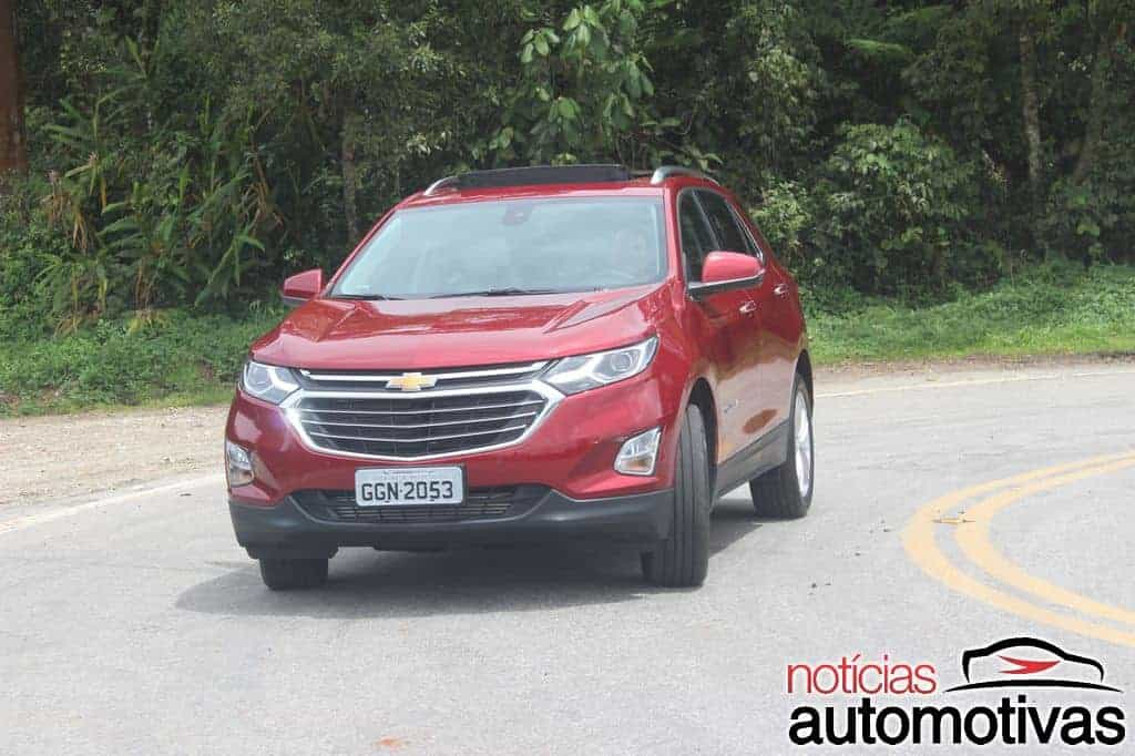 Avaliação Chevrolet Equinox 2018/2019: familiar eficiente com performance