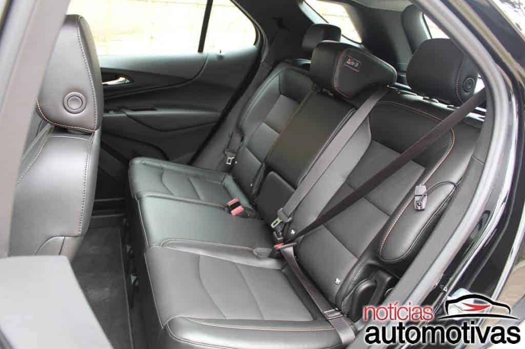 Chevrolet Equinox Midnight 1.5 Turbo agrada em visual e desempenho