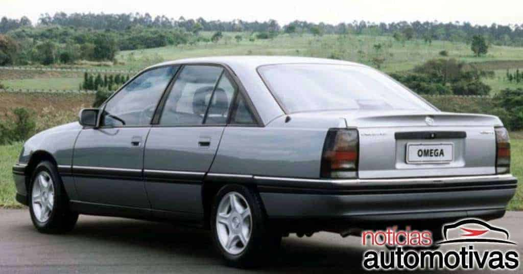 Chevrolet Omega: a história do sedan absoluto