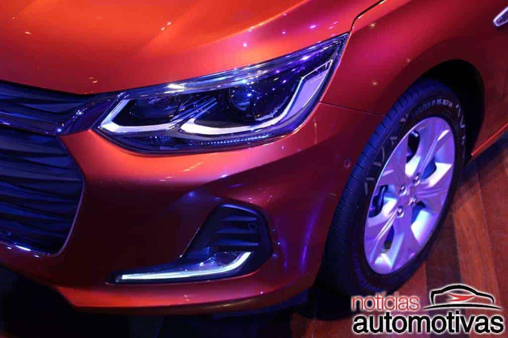 Novo Chevrolet Onix 2020 é lançado oficialmente e parte de R$ 48.490