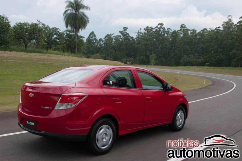 Chevrolet Prisma LT: preços, equipamentos, motor, consumo, revisões