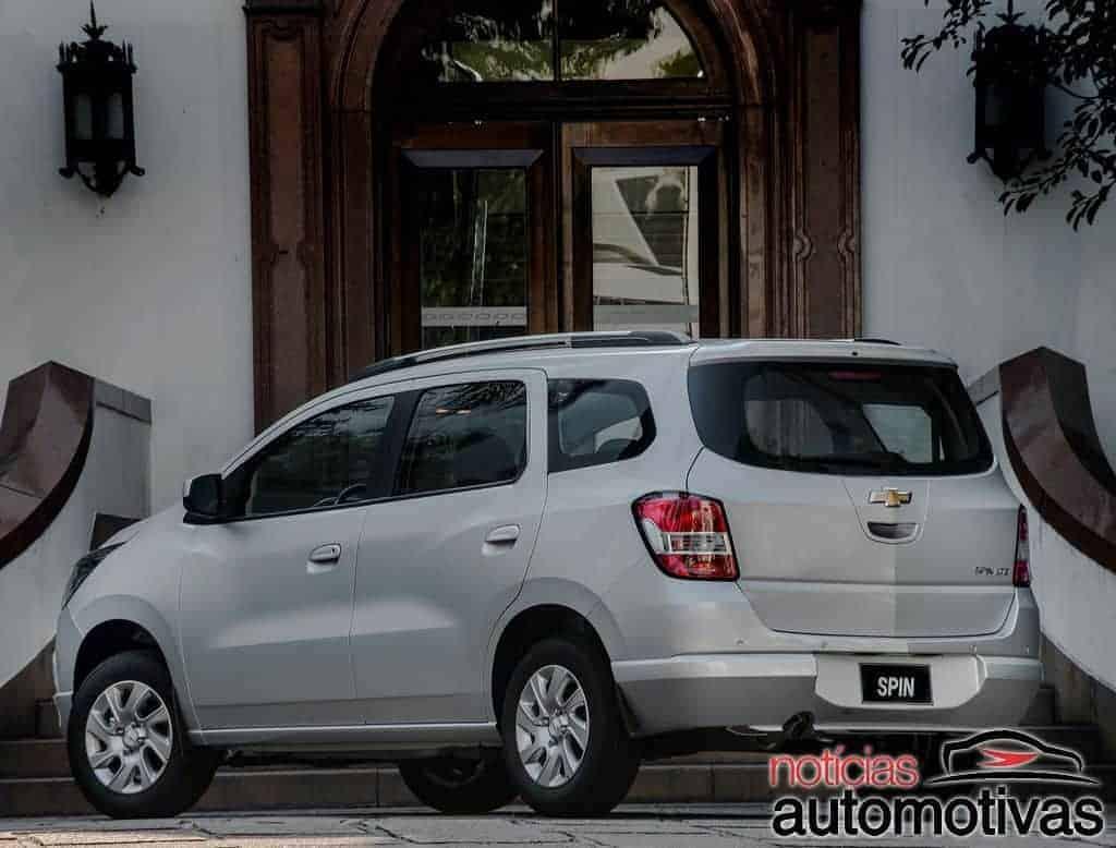 Spin 7 lugares: história, detalhes e versões da minivan nacional