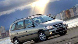 Grand Livina ou Zafira (qual a melhor minivan para 7 pessoas?)