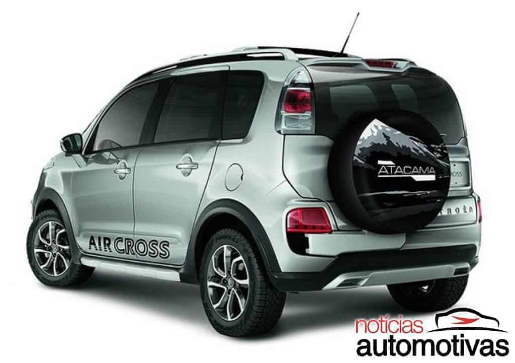 Citroen Aircross - defeitos e problemas