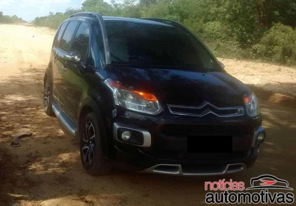 Carro da semana, opinião do dono: Citroen Aircross Exclusive 2012