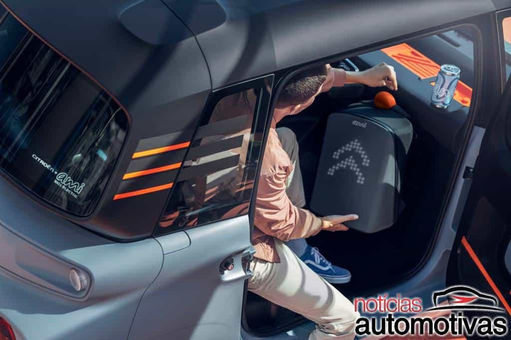 Citroën Ami: elétrico é sucesso no Reino Unido e vai para os EUA