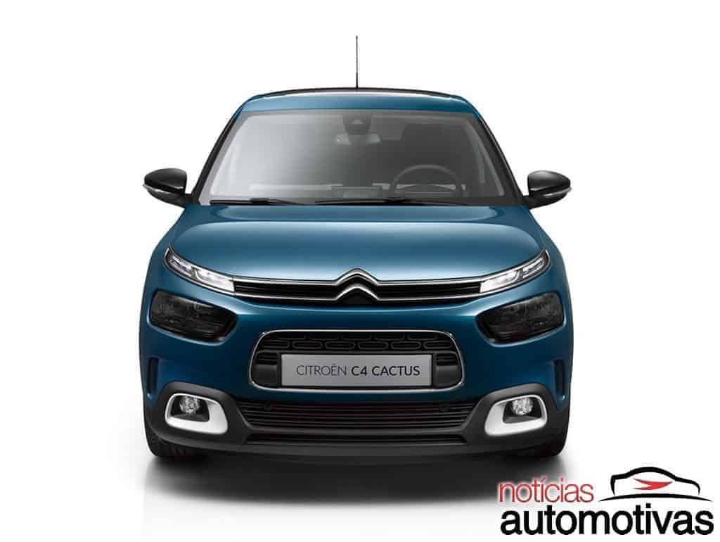 Citroën C4 Cactus chega no segundo semestre de 2018
