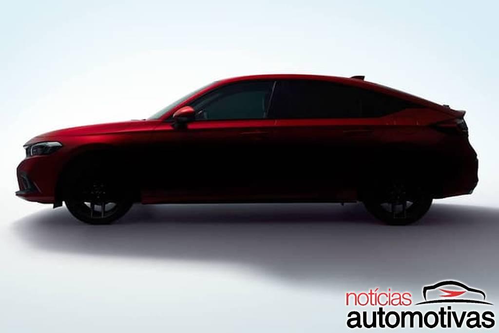 Honda Civic hatchback aparece no horizonte e deve chegar como Si