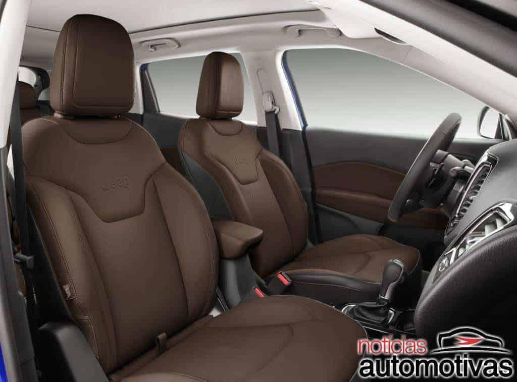 Jeep Compass e Renegade trazem novidades na linha 2021