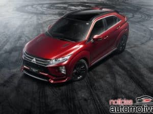 Mitsubishi Eclipse Cross Sport e Outdoor partem de R$ 170.990