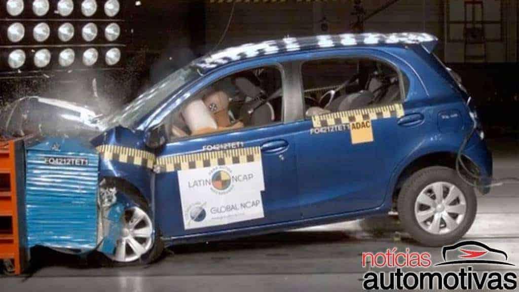 Top 10: carros populares mais seguros