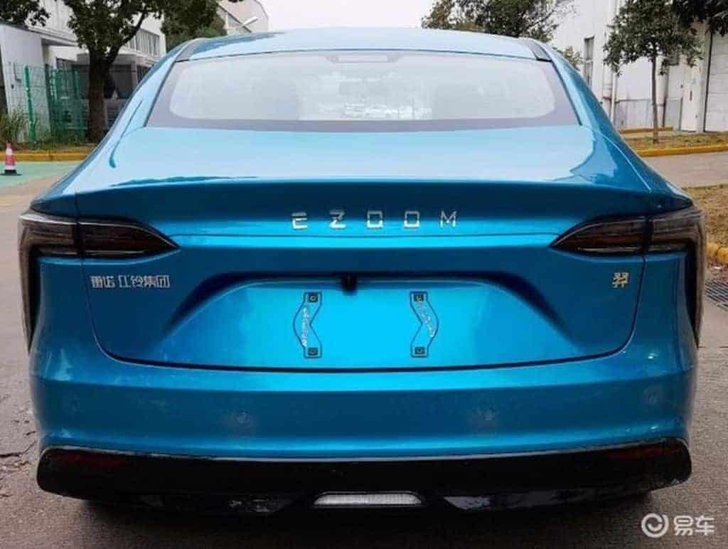 China: não parece, mas esse carro elétrico é da Renault
