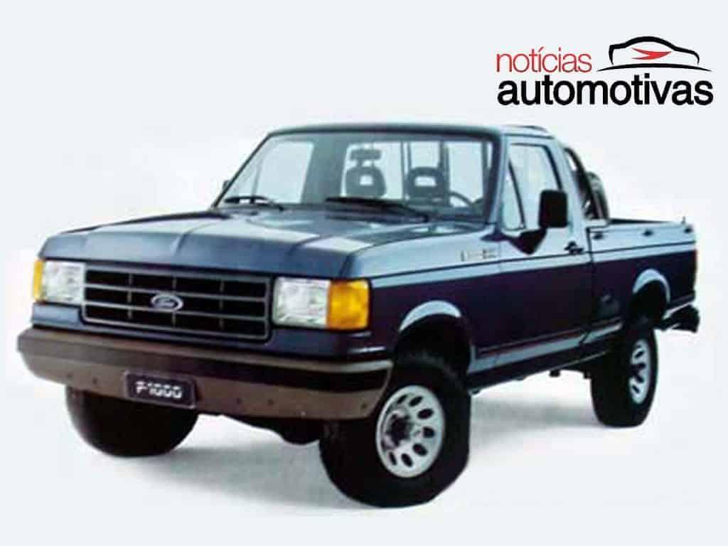 Ford F1000: história, equipamentos, anos, versões, motores (e detalhes)