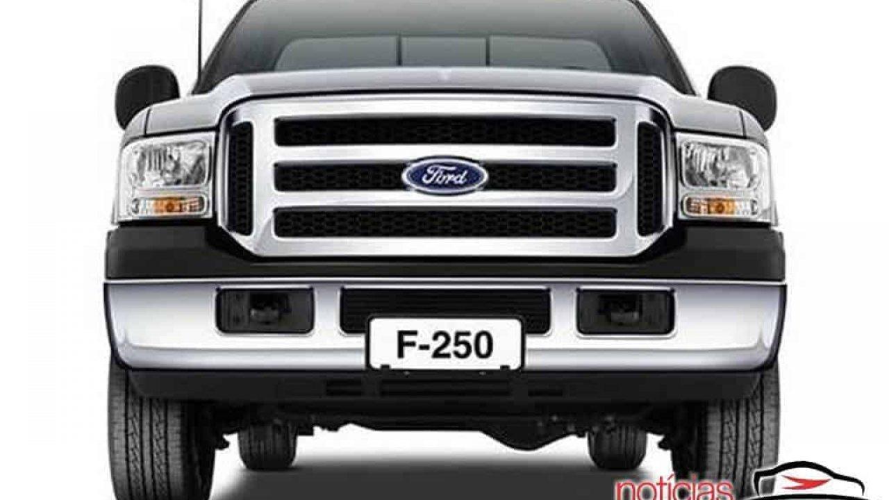 Ford F250 Defeitos E Problemas
